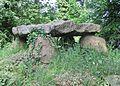 Hünengrab auf dem Ehrenfriedhof Uhlenhorst 02.jpg