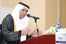 H.H. Sheikh Saud Bin Saqr Al Qasimi - Horasis Global Arab Business Meeting 2012.jpg
