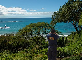 Hawaii Division of Conservation and Resource Enforcement