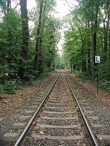 Binario ferroviario