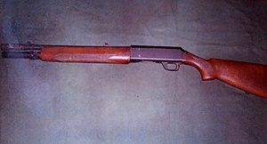 Heckler & Koch HK512 - Image: HK 512's PDRM