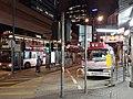 HK KT 觀塘 Kwun Tong 裕民坊 Yue Man Square Kwun Tong Road public minibus stop night July 2020 SS2 01.jpg