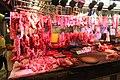HK SMP 秀茂坪市場 Sau Mau Ping Market July 2018 IX2 pork meat stall.jpg
