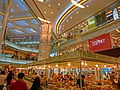 HK Tsuen Wan Plaza 荃灣廣場 mall shop sign Esprit May-2013.JPG