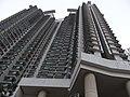 HK Tung Chung 1 Hing Tung Street 東堤灣畔 Tung Chung Crescent facade Oct-2012.JPG