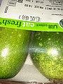 HK food green 毛瓜 Papaya U購Select supermarket store Febuary 2020 SS2.jpg