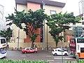 HK tram view CWB 銅鑼灣 Causeway Bay Tung Lo Wan Road 怡和街 Yee Wo Street May 2019 SSG Saint Paul's Convent School.jpg