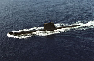 Royal Australian Navy Submarine Service - HMAS Onslow in 1998