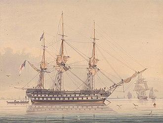 Action of 25 November 1804 - HMS Donegal