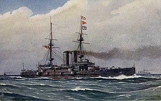 HMS <i>Duncan</i> (1901) Royal Navy pre-dreadnought battleship