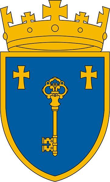 Kulcs címere