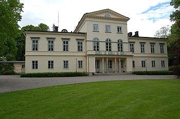 Palacio de Haga