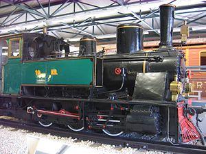 Israel Railway Museum - Hejaz Railway locomotive No. 10
