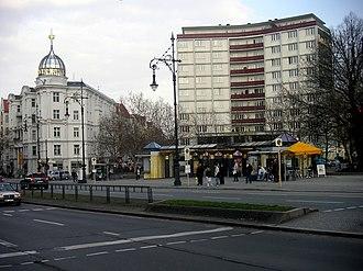 Halensee - Image: Halensee Henriettenplatz
