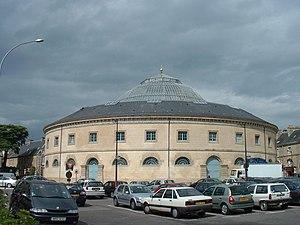 Alençon - Image: Halle aux bles Alencon