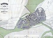 Hamburg.Karte1320.rekonstruiert.Gaedechen