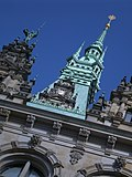 Hamburg Tuermchen-zum-Rathaus-Innenhof 2014-0927-1425 53.5502N- 9.9920E DSCI0431.jpg