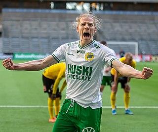 Gustav Ludwigson Swedish footballer