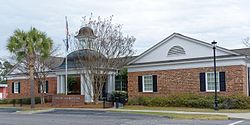 Hampton, South Carolina city hall.jpg