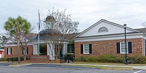 Hampton, South Carolina - Town Hall