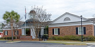 Hampton, South Carolina - Town Hall