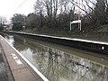Hamstead Train Station in Birmingham is looking a little wet today.jpg