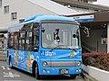 Hana Bus A8-554 Seibu Bus at Higashi-Fushimi Station.jpg