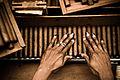 Handmade cigar production, process. Tabacalera de Garcia Factory. Casa de Campo, La Romana, Dominican Republic (12).jpg