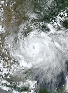 Hurricane Hanna (2020) Category 1 Atlantic hurricane in 2020