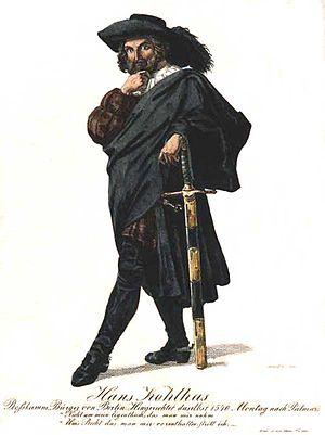 Michael Kohlhaas - Hans Kohlhase (19th-century print)
