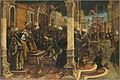 Hans Burgkmair d. Ä. - Die Geschichte der Esther, 1528, Alte Pinakothek.jpg