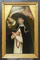 Prioress Veronica Welser