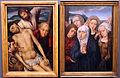Hans memling (seguace), dittico della deposizione, 1485-90 ca. 01.JPG