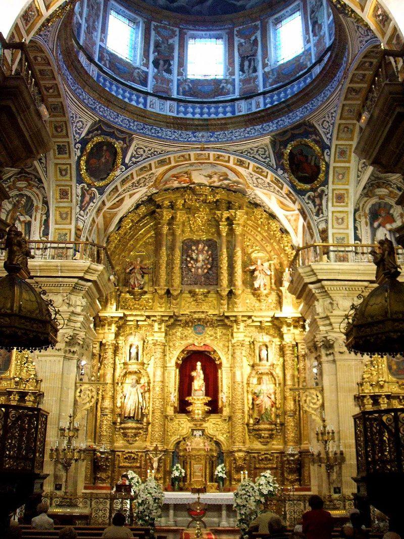 Haro - Basilica de Nuestra Señora de la Vega 10.jpg