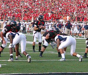 2007 Texas Tech Red Raiders football team - Graham Harrell leads Tech offense against UTEP