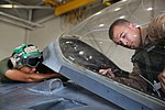 Harrier mechanics keep VMAT-203 mission ready 140710-M-GY210-015.jpg