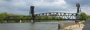Hastings, Minnesota - The Hastings Rail Bridge