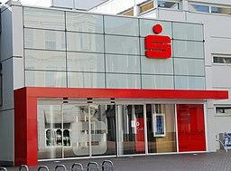 Bahnhofstraße in Unna