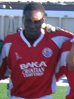 Hayden Fitzwilliams Trinidadian association football player
