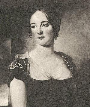 1810 in Sweden - Hedda Wrangel. By Carl Fredric von Breda 1810.