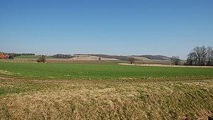 Heeseberg (von Westen)