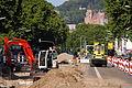Heidelberg - Umbau der Kurfürsten-Anlage Ost 2015-07-16 18-24-50.JPG