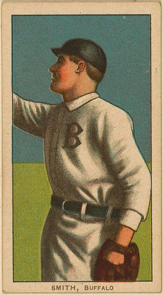 Heinie Smith - Image: Heinie Smith baseball card