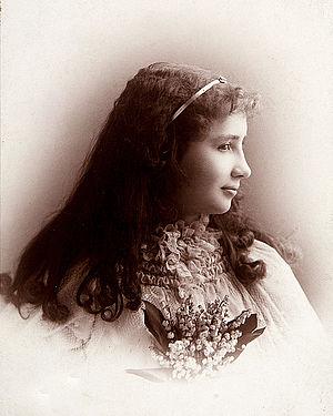 Helen Adams Keller (1880-1968); Collodion prin...