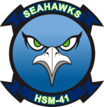 Helicopter Maritime Strike Squadron 41 (US Navy) insignia 2016.png