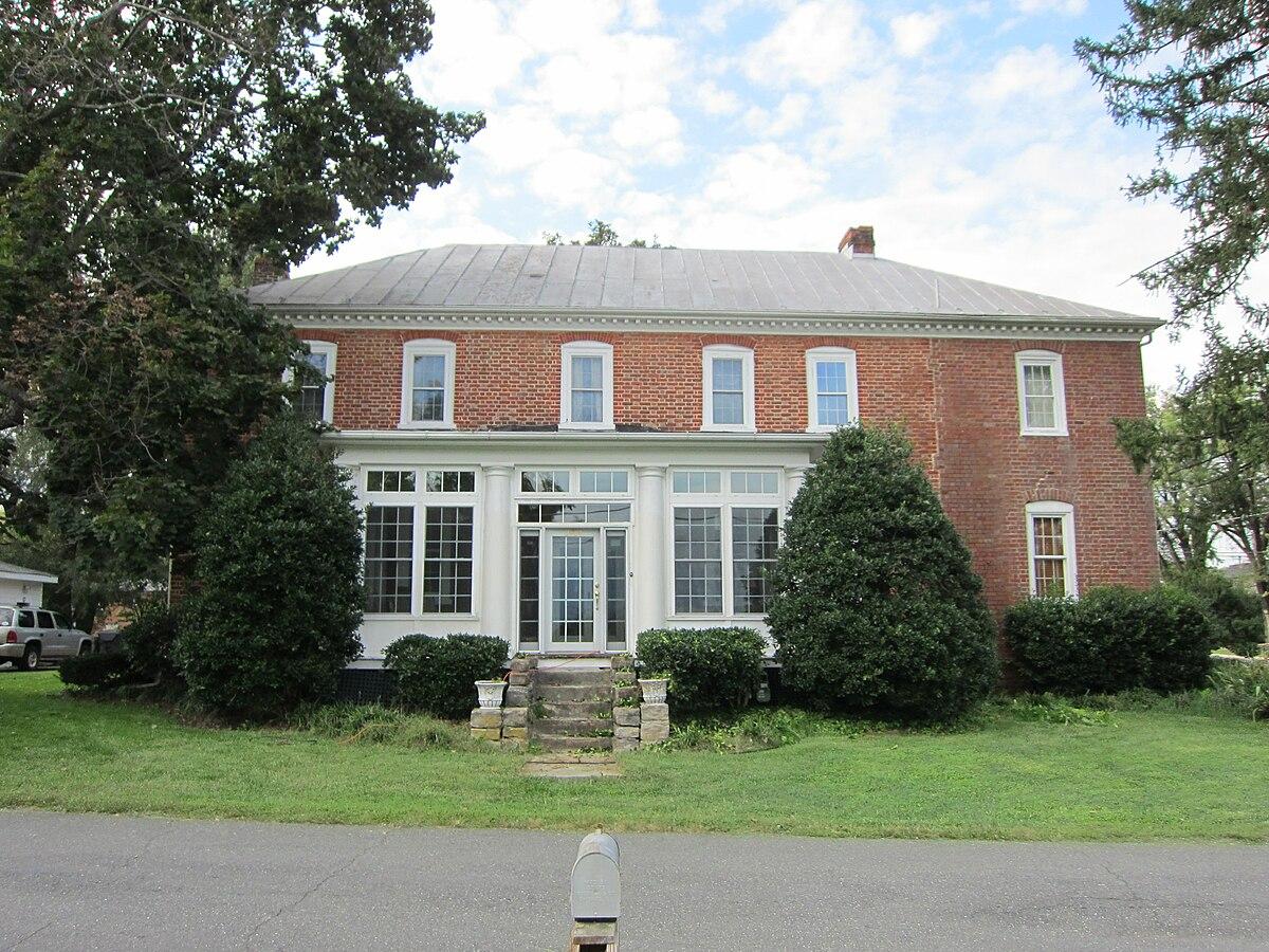 Henderson house dumfries virginia wikidata for Henderson house