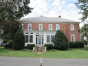 Henderson House (Dumfries, Virginia) - Image: Henderson House (Dumfries, Virginia) 002