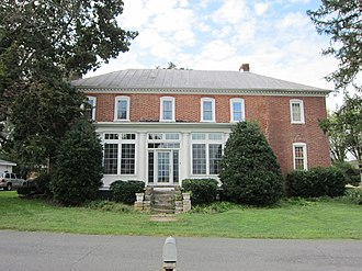 Alexander Henderson (American politician) - Henderson House in Dumfries, Virginia