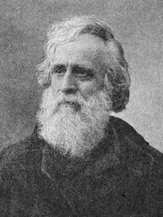 Henry Howe - Howe in 1886