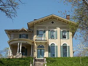 Henry Lischer House - Image: Henry Lischer House